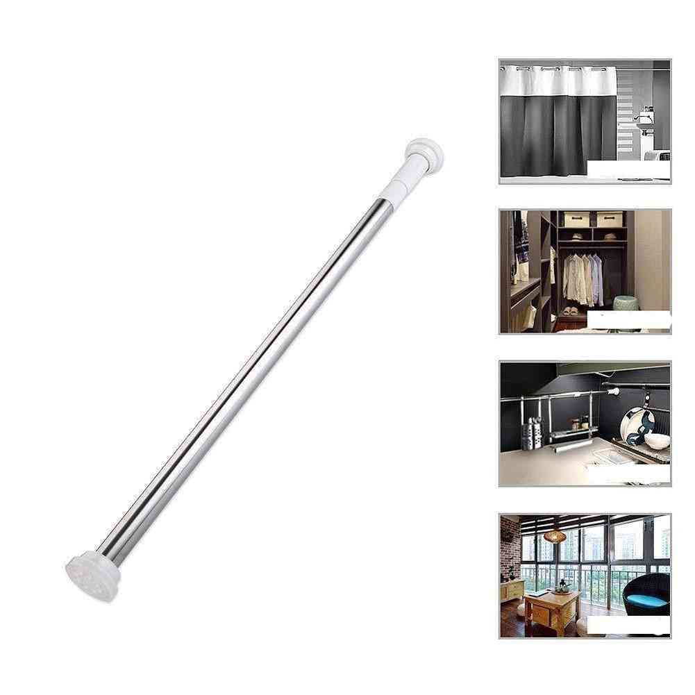 Stainless Steel Easy Installation Shower Curtain Rod