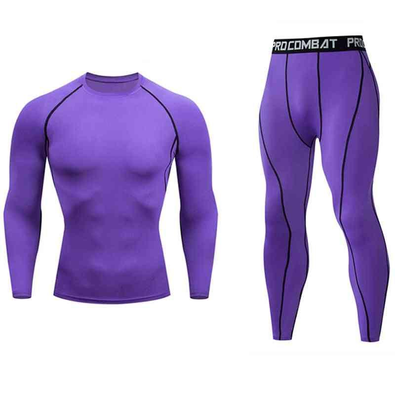 Running Compression Sport Suit