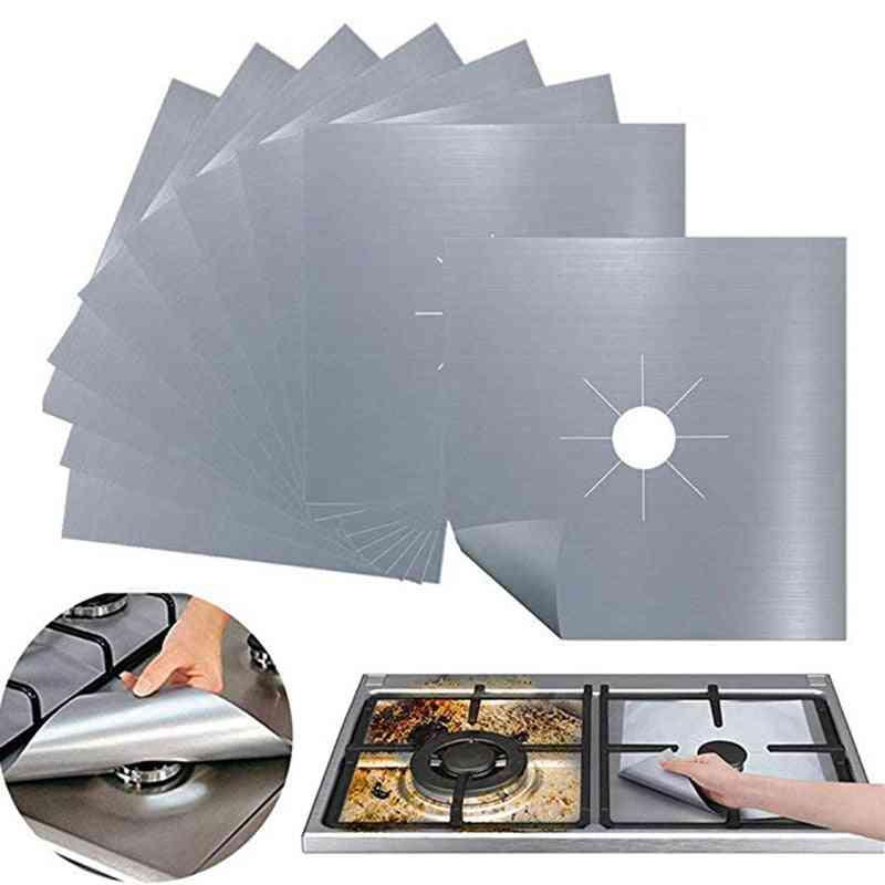 Gas Stove Protector, Cooker Cover, Liner Clean Mat Pad For Kitchen Accessories