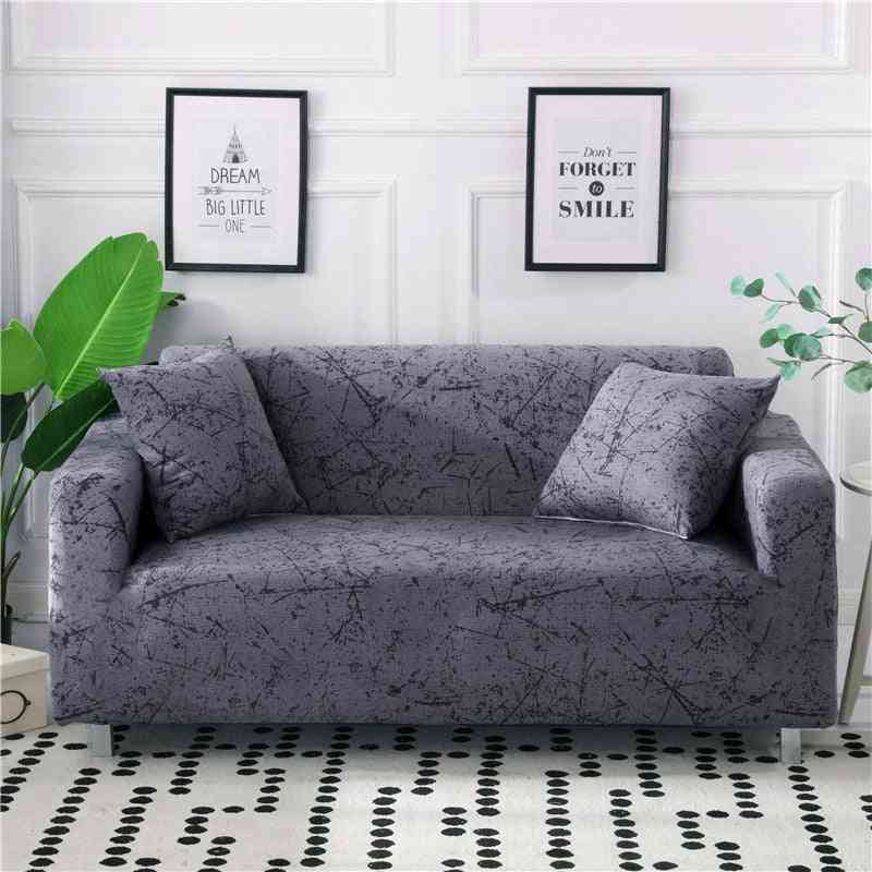 Stretch Slipcovers Sectional Elastic Stretch Sofa Cover For Living Room Couch Cove