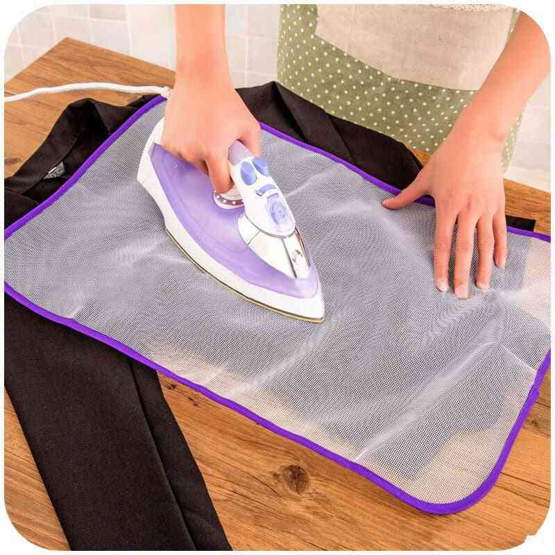 Protective Press Mesh Bag For Home Cloth Ironing