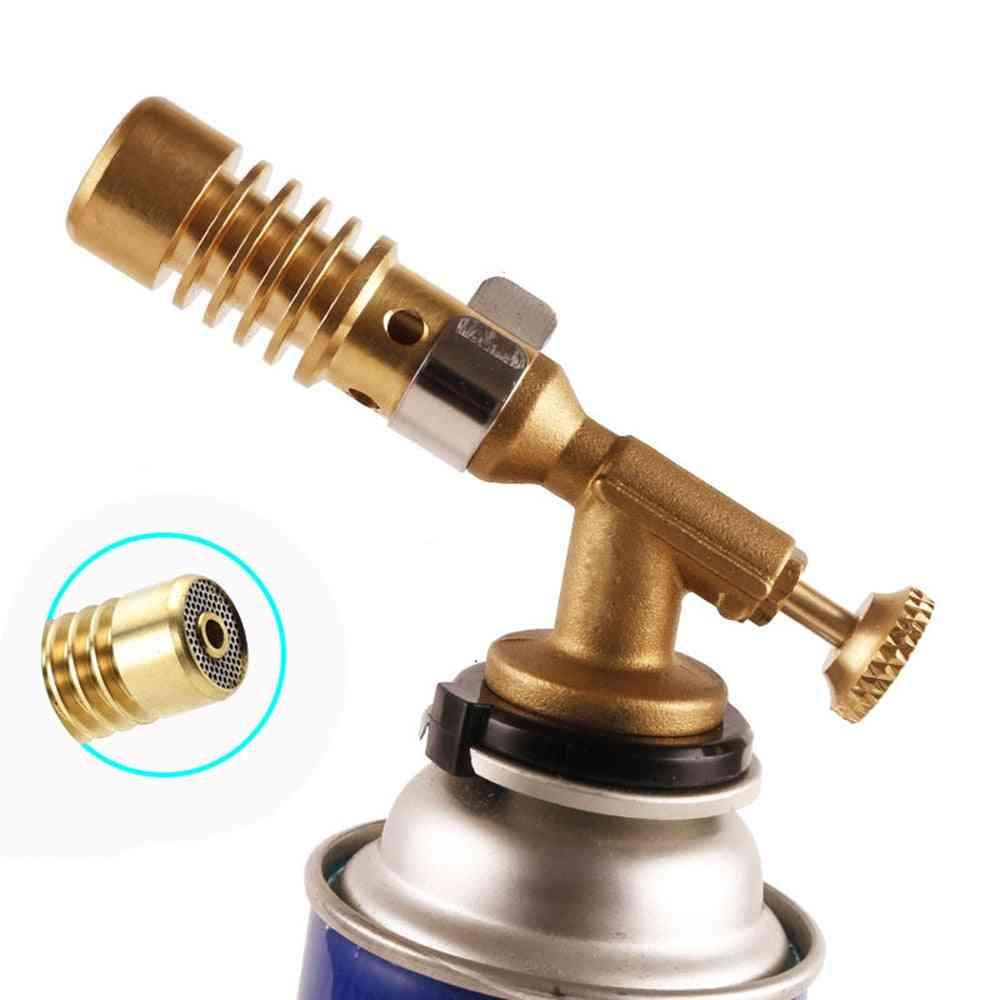 Portable- Flame Blowtorch & High-temperature Full Copper, Spray Gun
