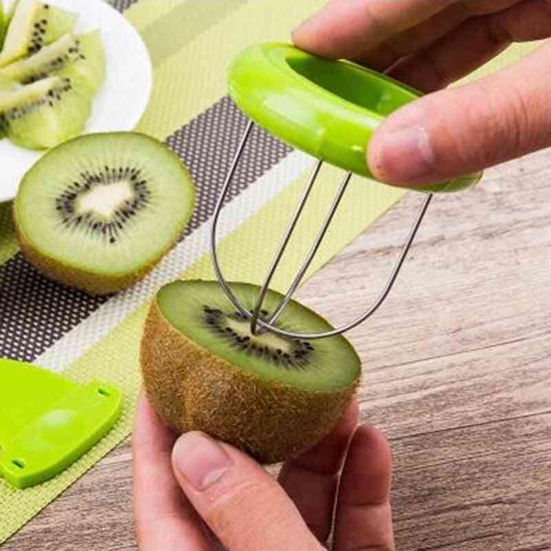 Mini Fruit, Kiwi Cutter Peeler, Slicer Kitchen Gadgets Tools