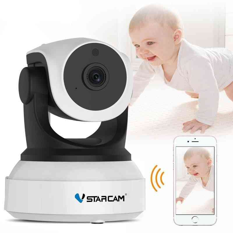 Wifi 2-way Audio Smart Camera With Motion Detection, Security Ip Camera, Wireless Monitor