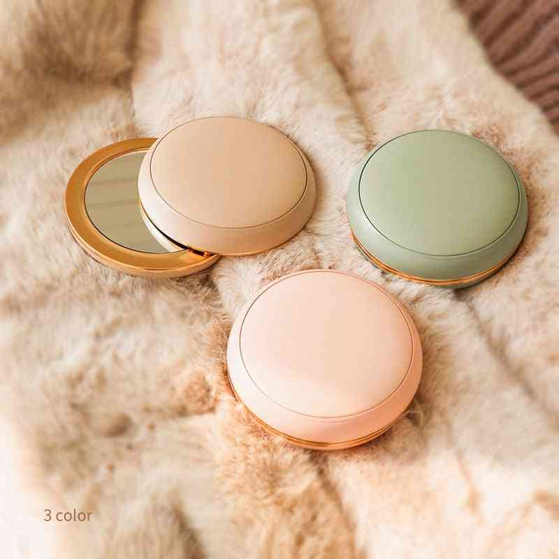 Portable Mini Electric Hand Warmer With Mirror
