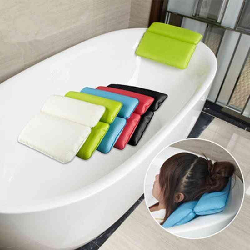 Waterproof Bathtub Pillow Bath Pillow