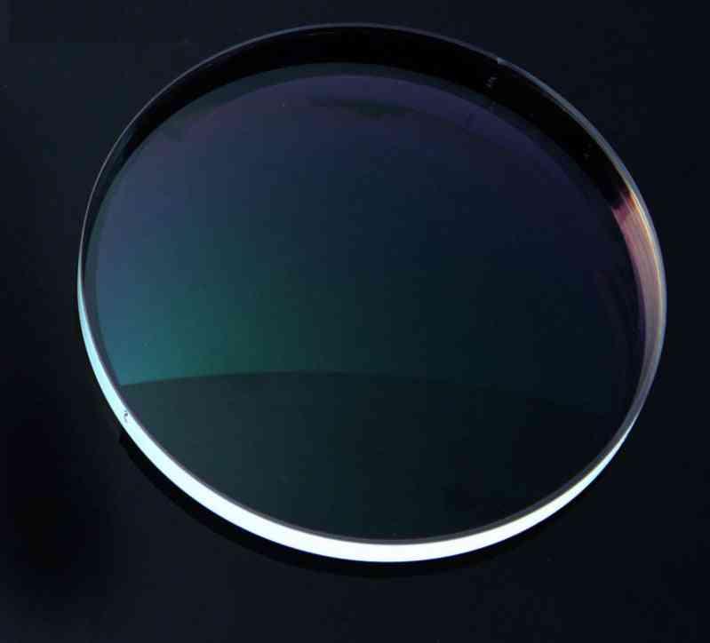 Radiation Protection Index 1.56 Clear Optical Single Vision Lens Hmc, Emi Aspheric Anti-uv Prescription Lenses (clear)