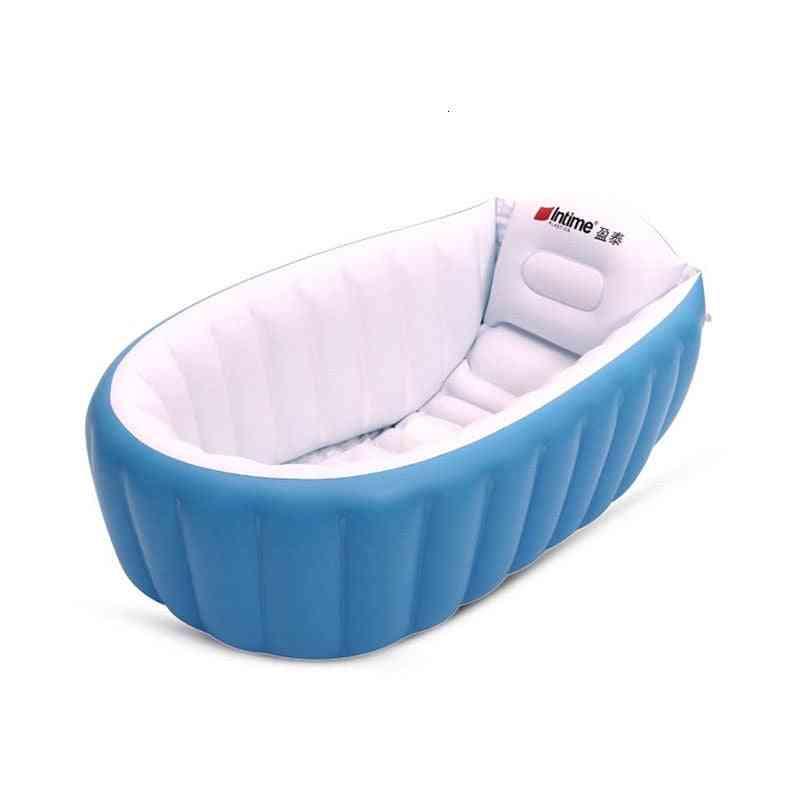 Inflatable Bathing Baby Bathtub