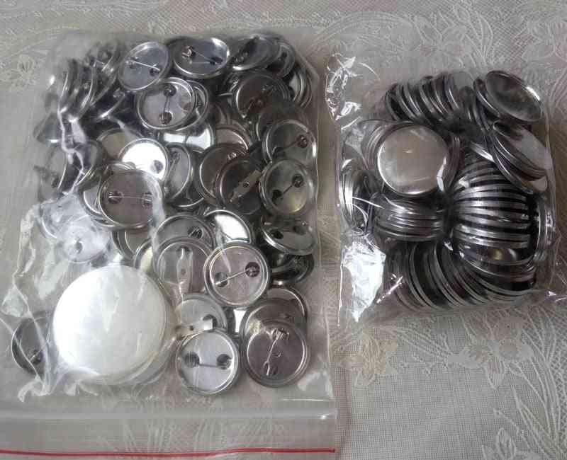 Professional All Steel Badge, Button