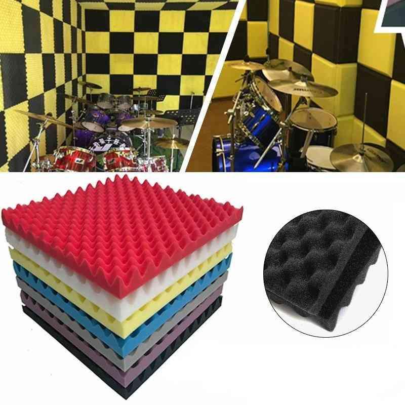 High Density- Soundproof Foam, Egg Profile Absorbent, Acoustic Panel Foam