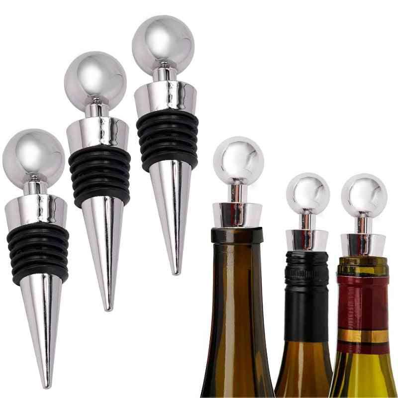 Bottle Stopper & Wine Storage Twist Cap