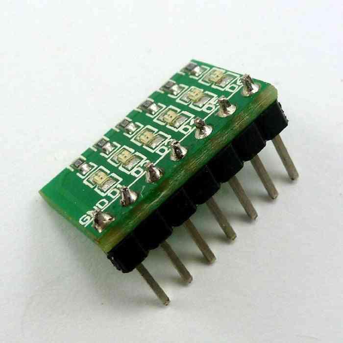 Dc 3.3v/5-12v & 6 Bits Rapid Prototyping Led Pin