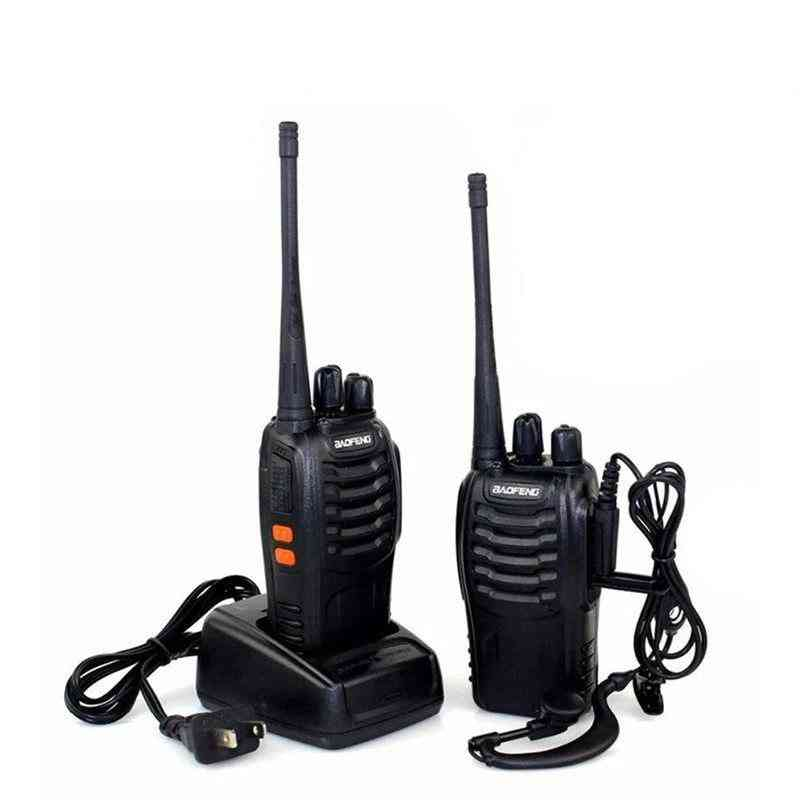 Two-way Walkie-talkie Radio, Transmitter Transceiver