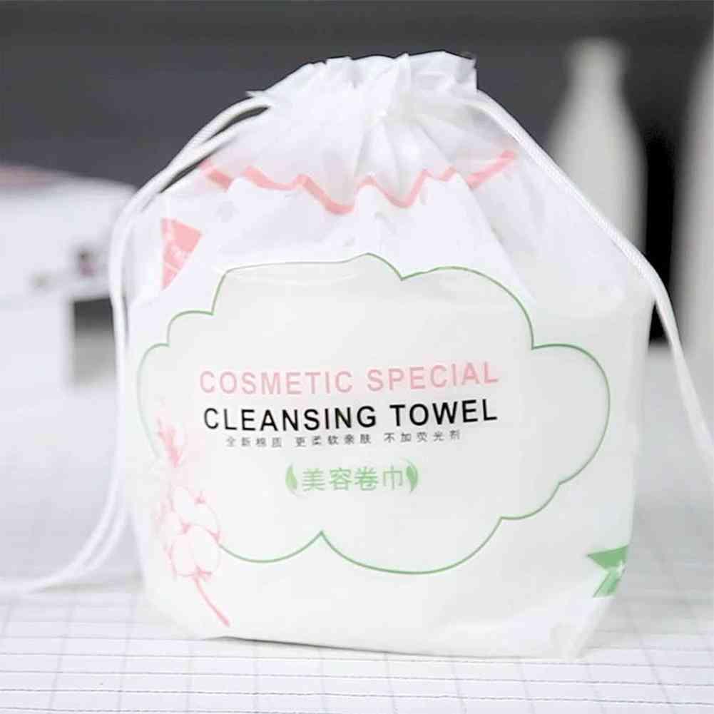 Bathroom Cotton Facial Tissue