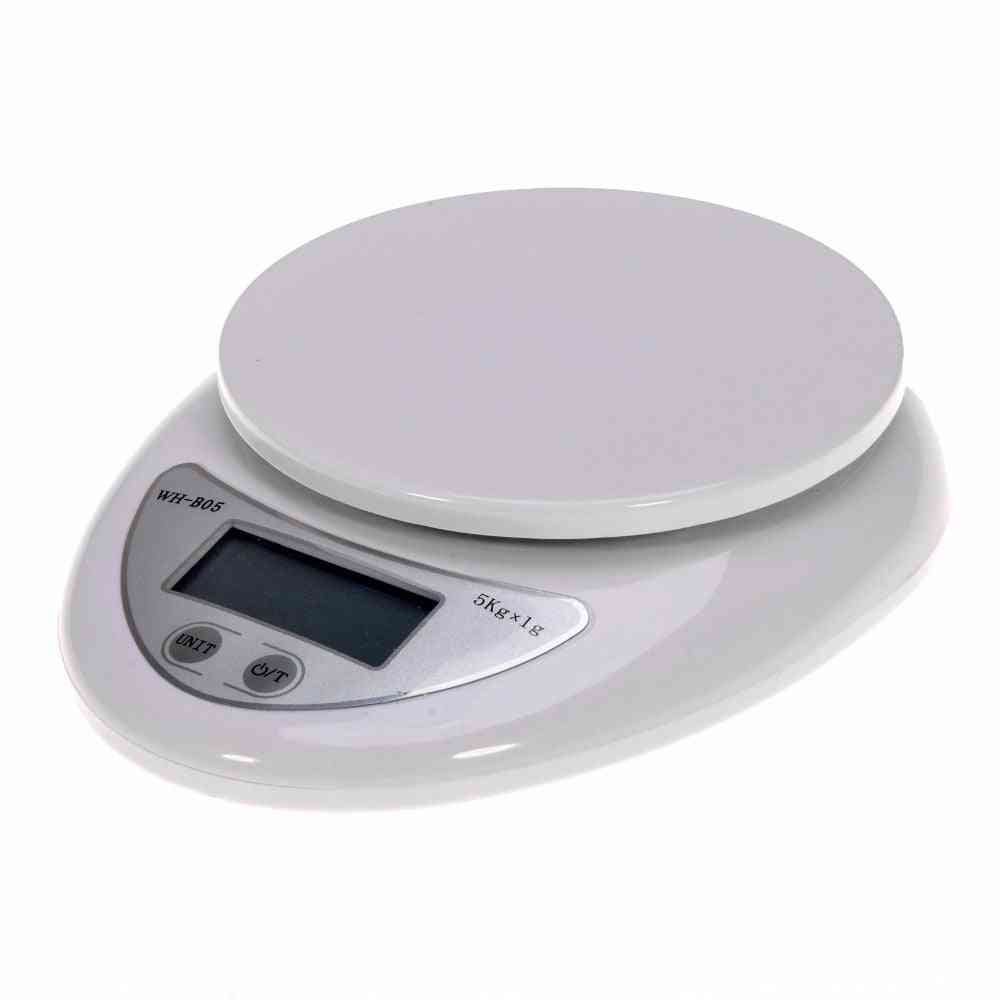 Portable Digital Lcd Electronic Steelyard Kitchen Scales For Measuring Weight