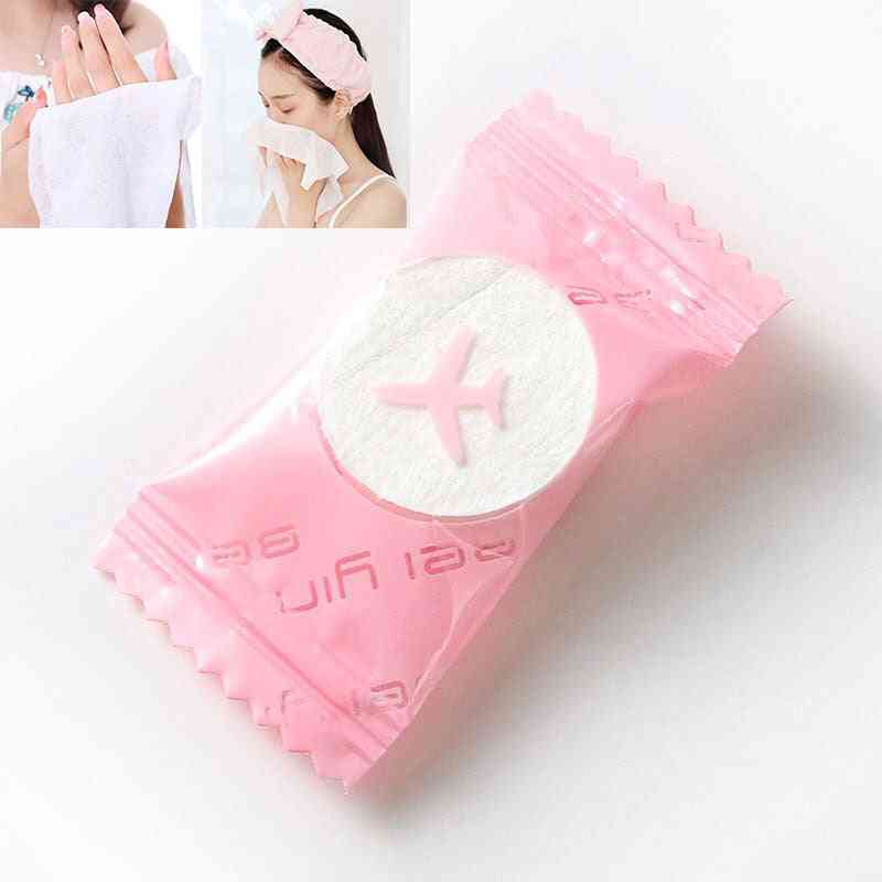 Face Towel Baby Wipes Tablet Travel Tissue