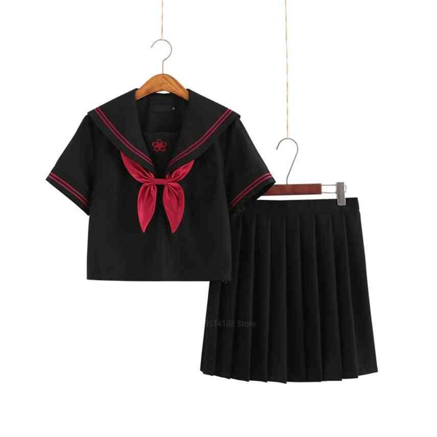 Sailor Dress Suit Japanese Korea Style