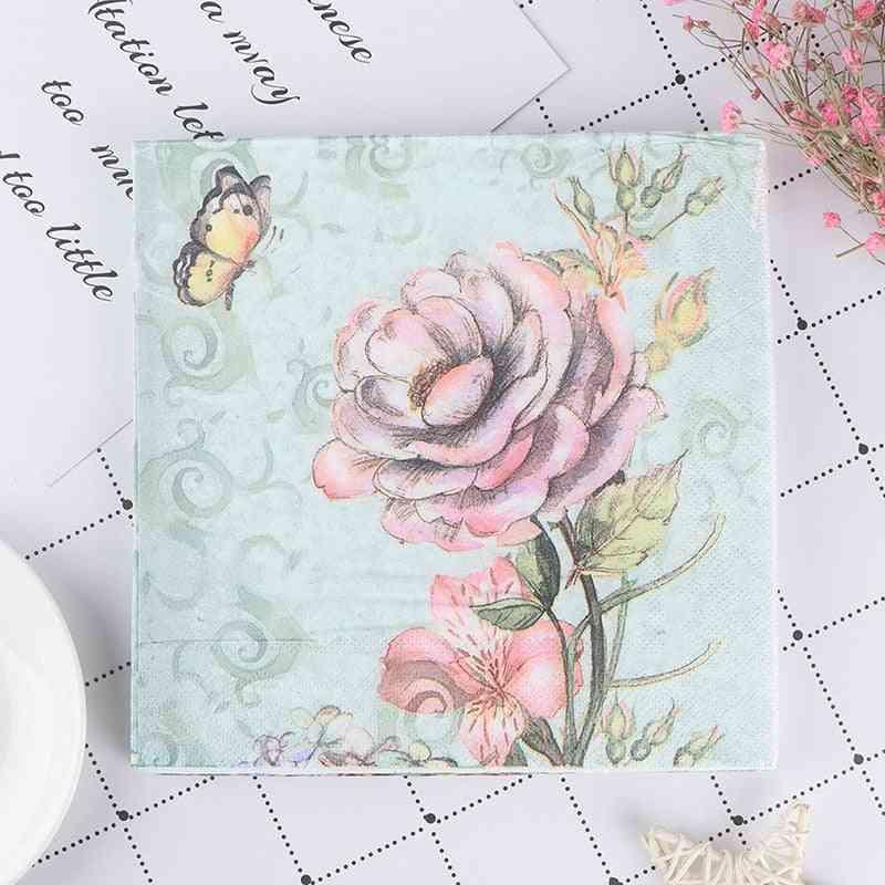 Napkins Decoupage Tissue Paper