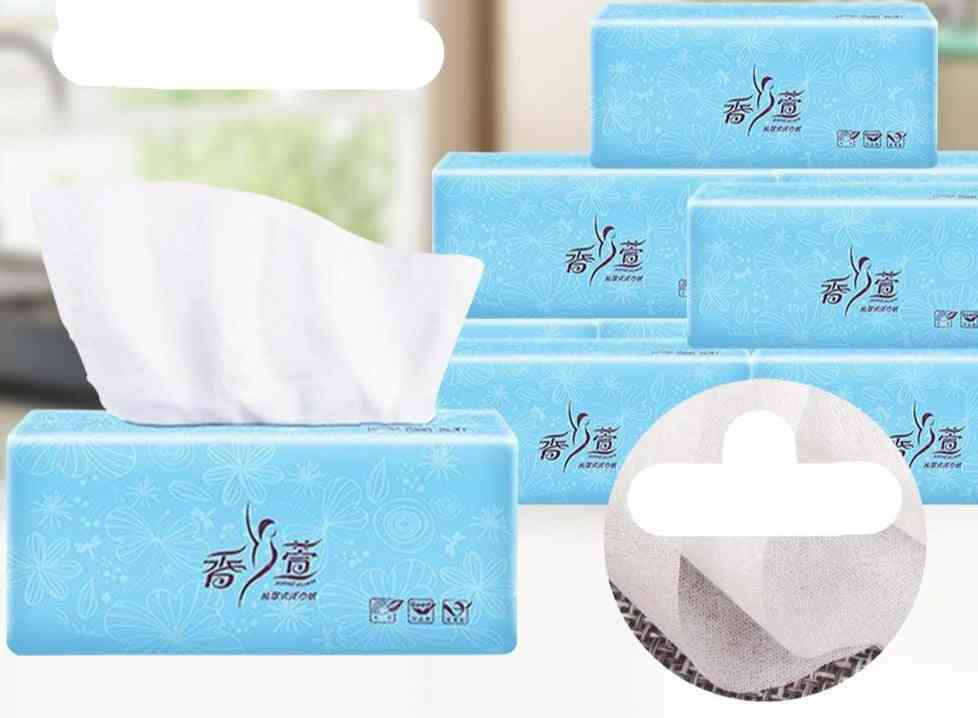 Wood Soft Facial Tissue Paper