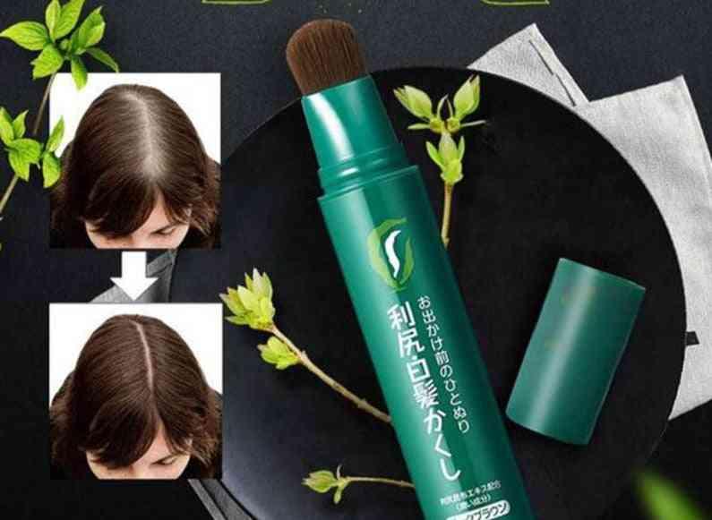 Natural Herb Long-lasting Temporary Hair Dye Cream Mild Fast Pen