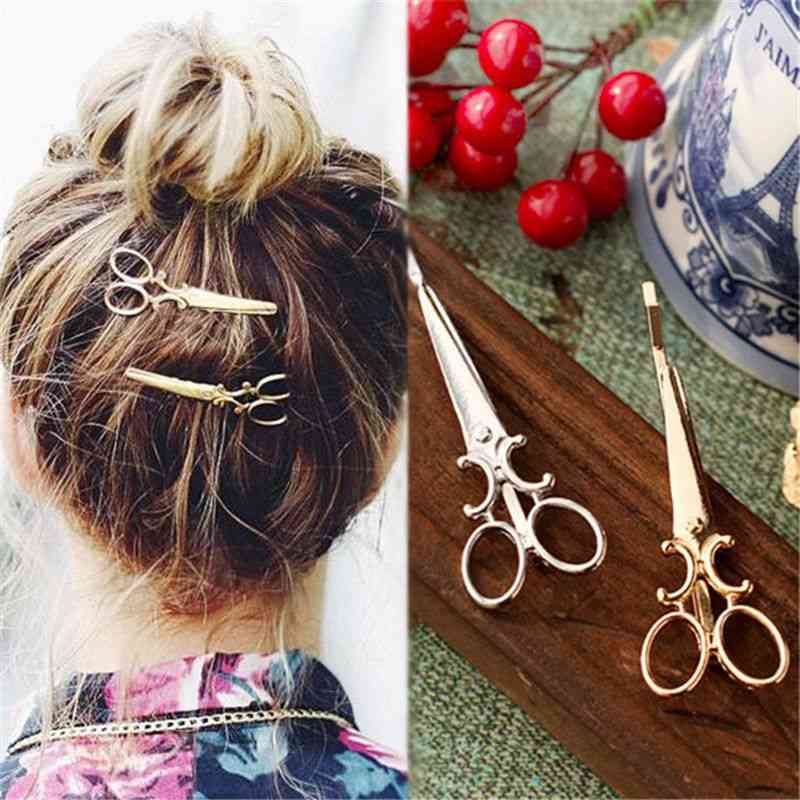 Women Lady Hair Clip Delicate Pin Barrette Accessories Decorations