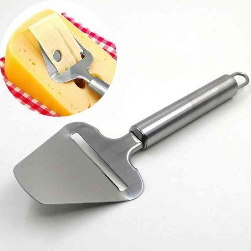 Stainless Steel Cheese Peeler Cutter Knife - Kitchen Cooking Tools