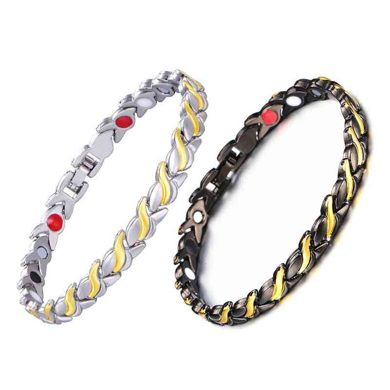 Twisted Healthy, Power Therapy, Magnetite Bracelets