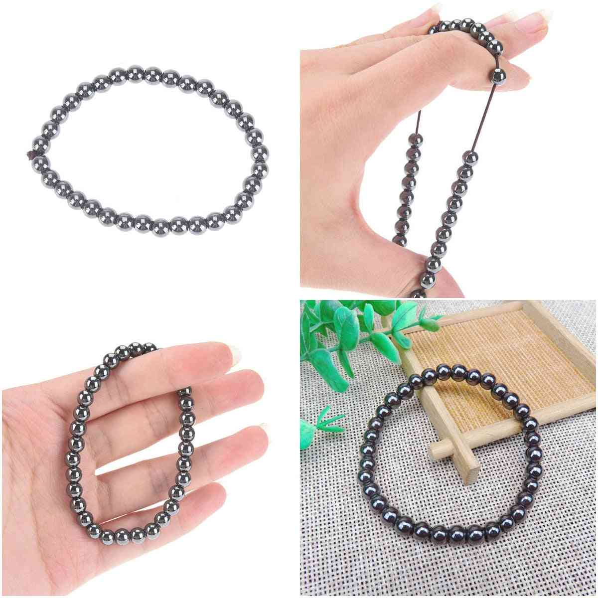 Luxury Slimming- Round Magnetic, Therapy Bracelet For Weight Loss