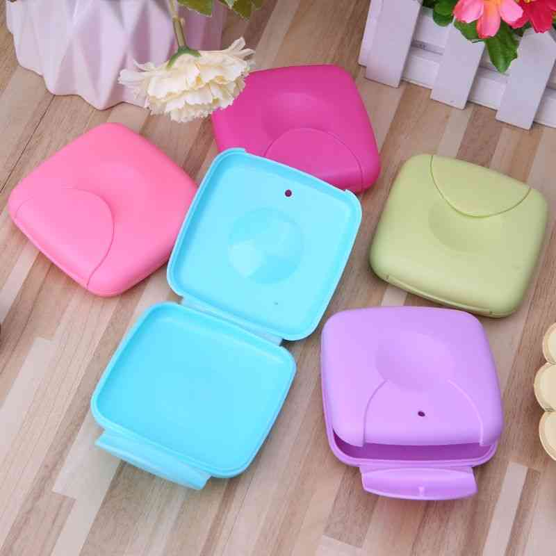 Portable- Sanitary Napkin, Tampons Storage Box