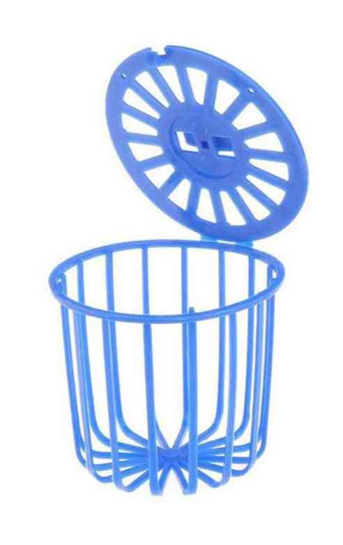 Multi-purpose Cage Hanging Bird, Fruit & Vegetable Feeder, Basket