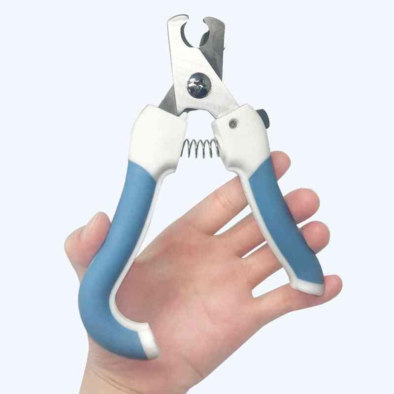 Professional Pet Cat Dog Nail Clipper Cutter