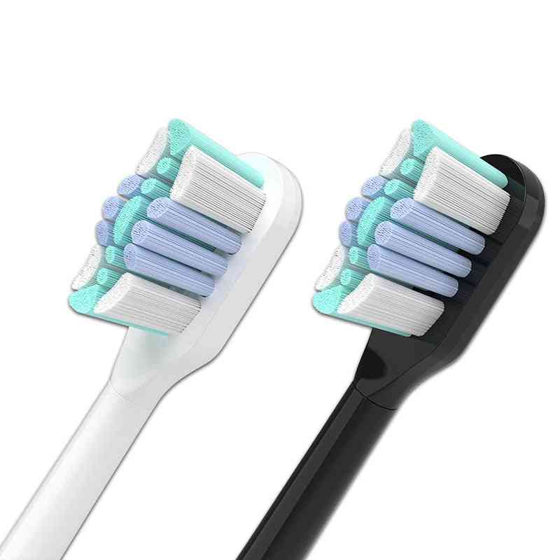 X3 Nozzles Replacement Toothbrush Heads For Xiaomi Soocas X3 X3u X5 Head Electric Toothbrush Brush