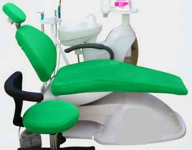 Dental Thick Cloth Chair Cover Dentist Stool Protector Sleeves Washable (chiar Cover X1set)