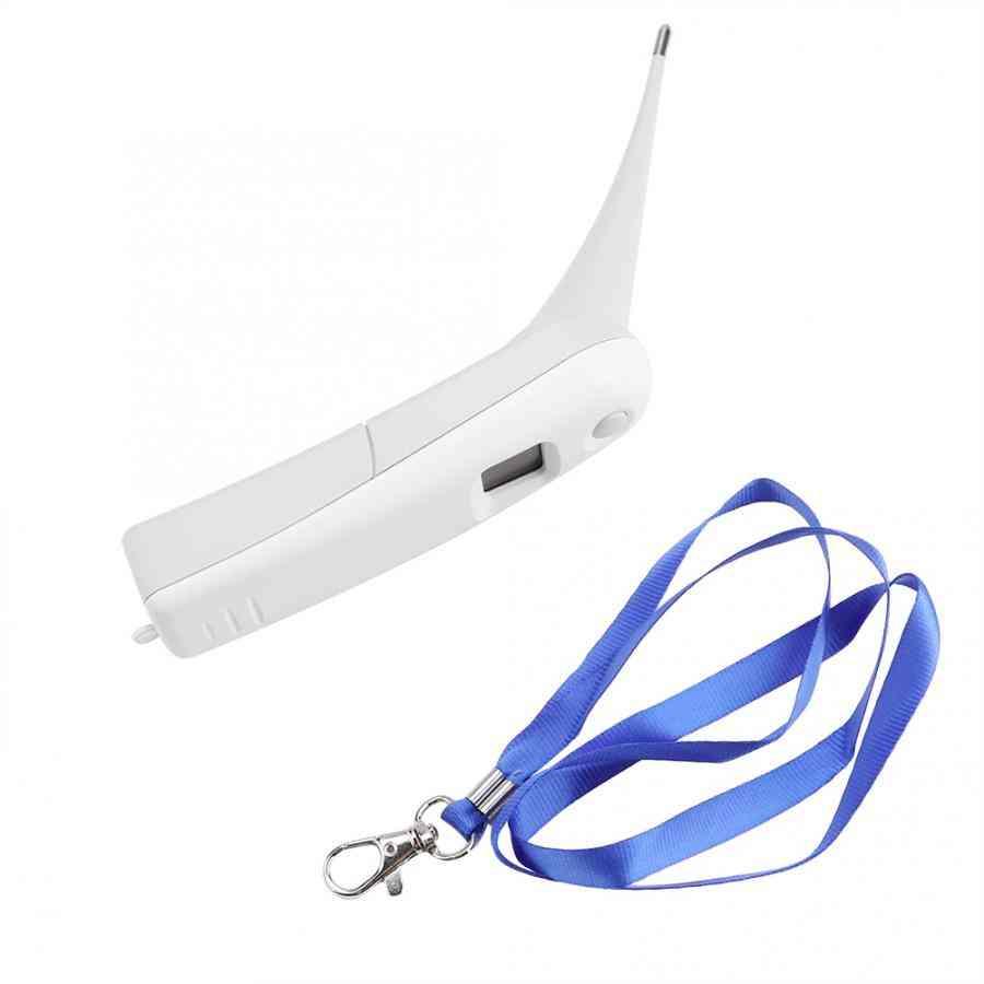 Fast Clinical Digital Thermometer, Pet Animals / Birds Livestock Veterinary Tools