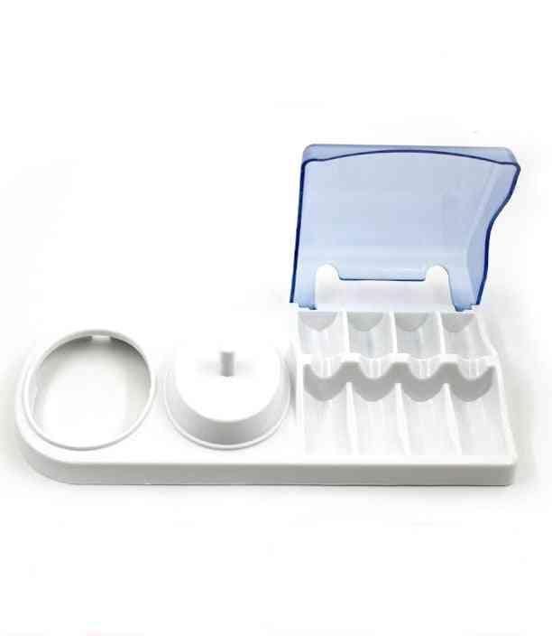 Portable Head Plastic Support Holder Brush