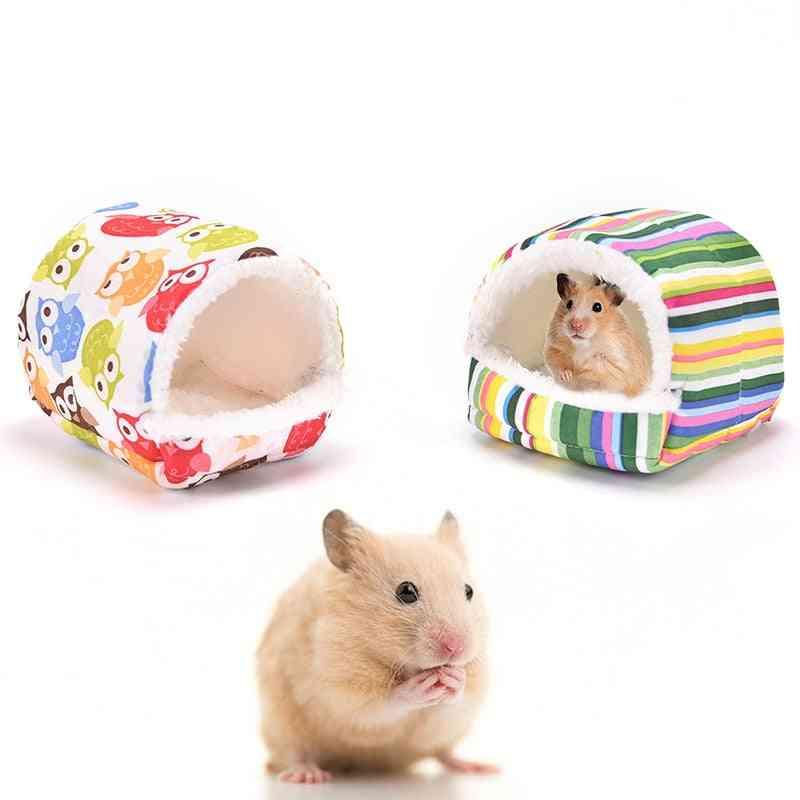 Mini Animal Mice Rat Nest Bed, Hamster, House