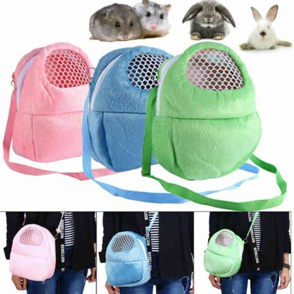 Small Pet Carrier Rabbit Cage Hamster