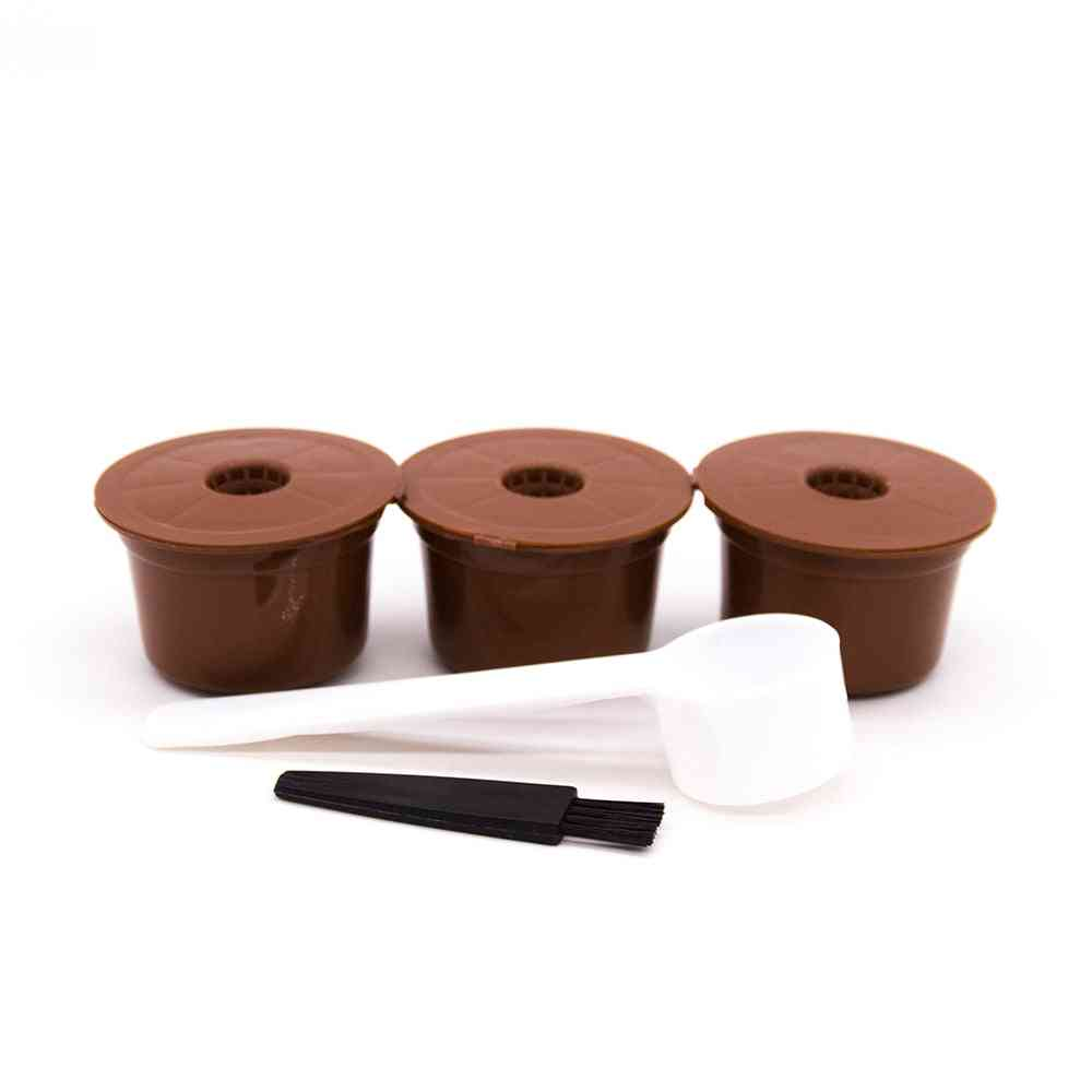 Reusable Coffee Capsules For Refillable