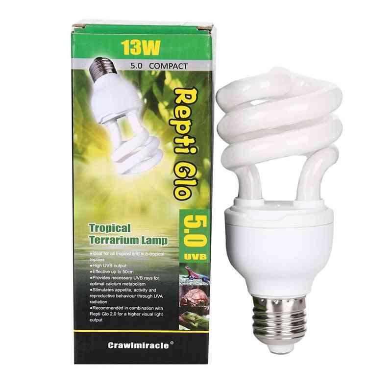Reptile Light Bulb Uv Glow Lamp