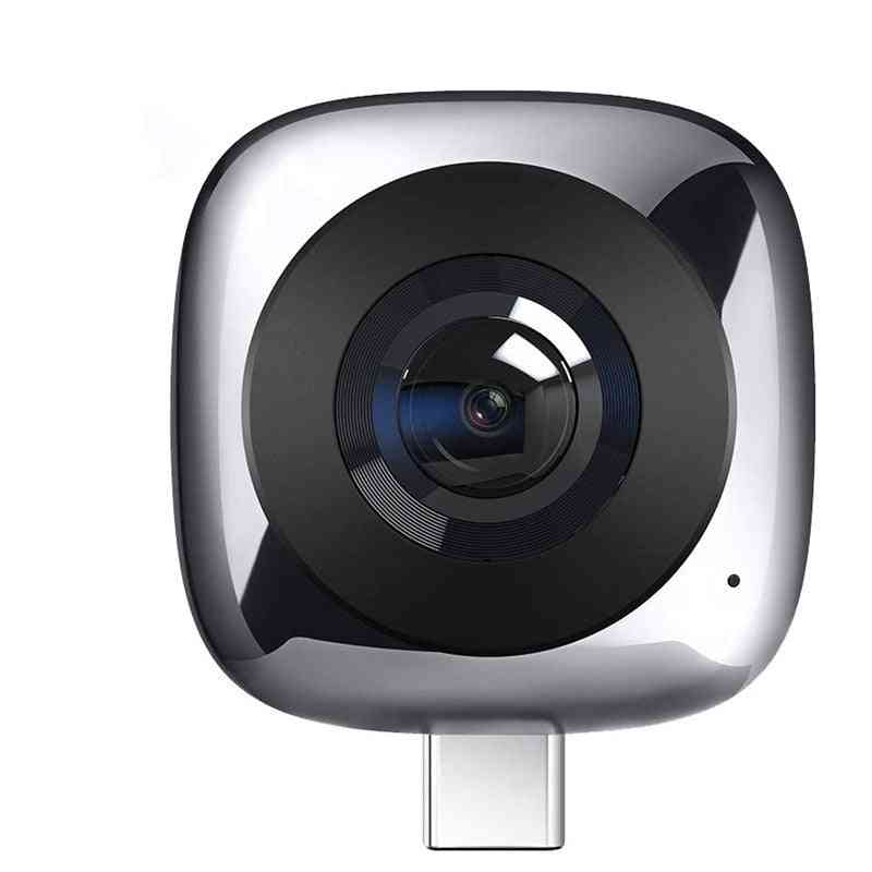 Panoramic Vr Camera Lens, Live Motion, Wide Angle