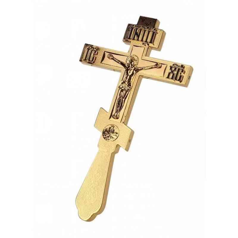 Jesus Cross Orthodox Hand Cross Church Utensils Catholic Cross