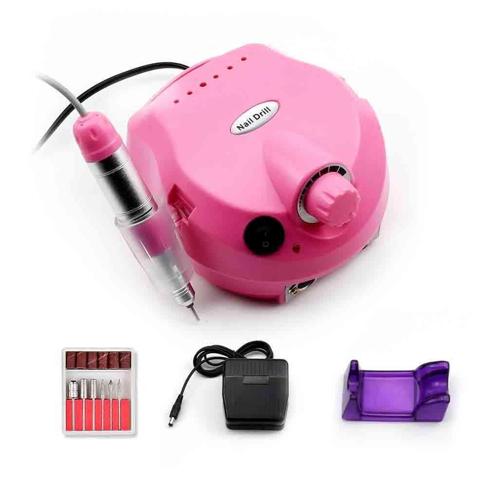 Electric Pro- Acrylic Nail File, Drill Machine