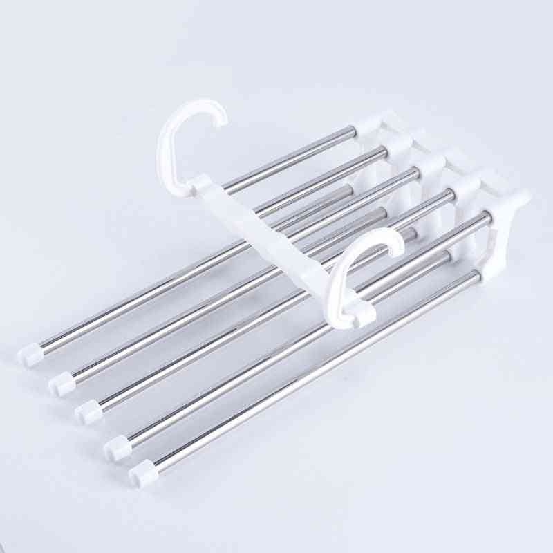 Stainless Steel- Multi-functional Wardrobe,clothes Hangers