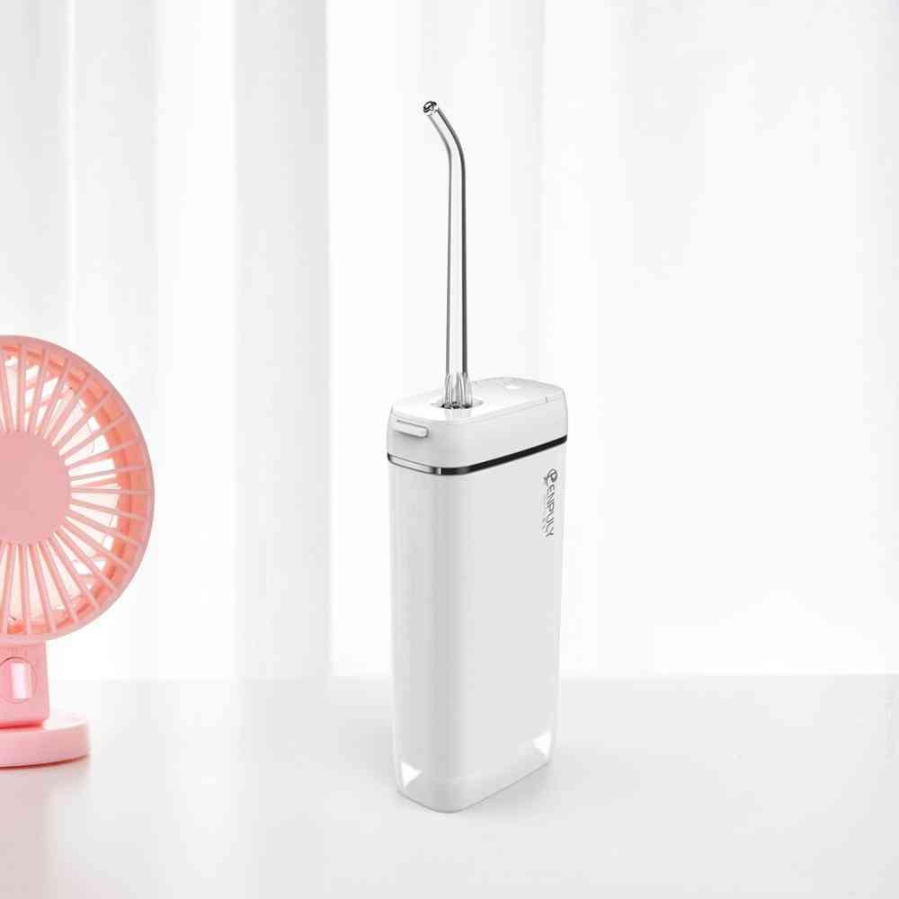 New Oral Irrigator Water Flosser Dental Ultrasonic For Teeth Cleaner