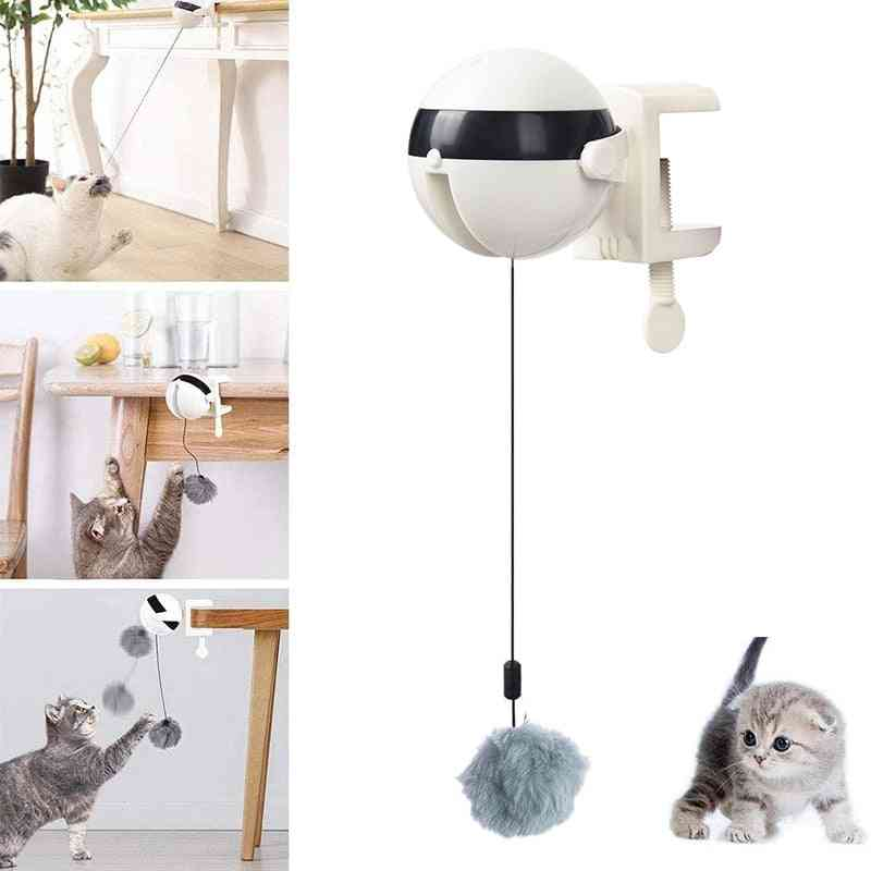 Electric Automatic Lifting Cat Ball, Interactive Puzzle, Teaser For Pet
