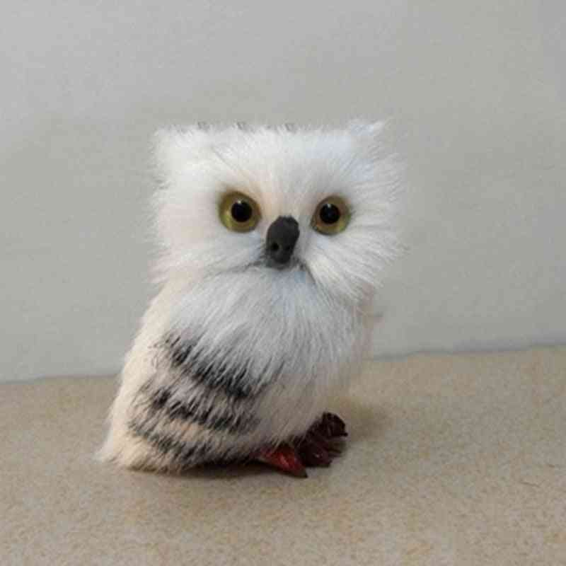 Cute Owl Handmade, Crafts Collection For Decoration