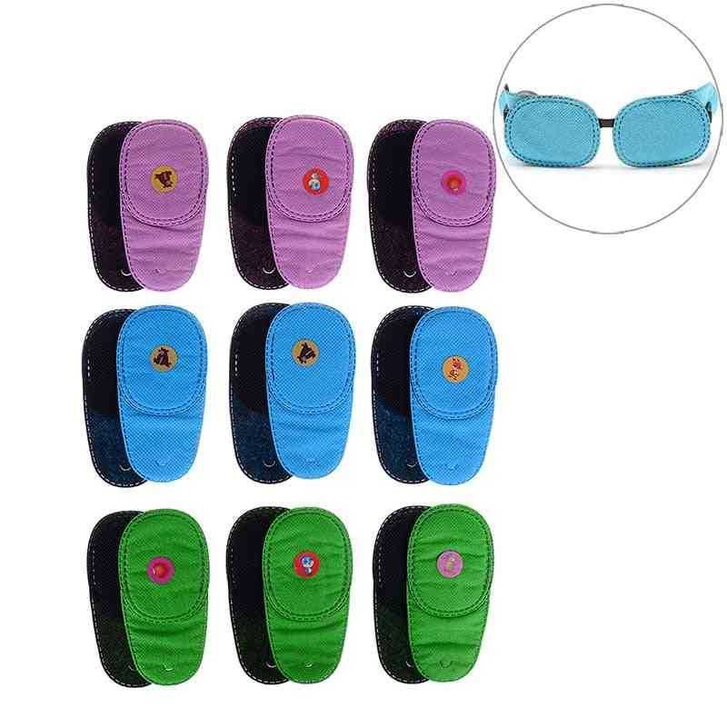 Child Occlusion Medical Lazy Eye Patch For Amblyopia Kids Health Care