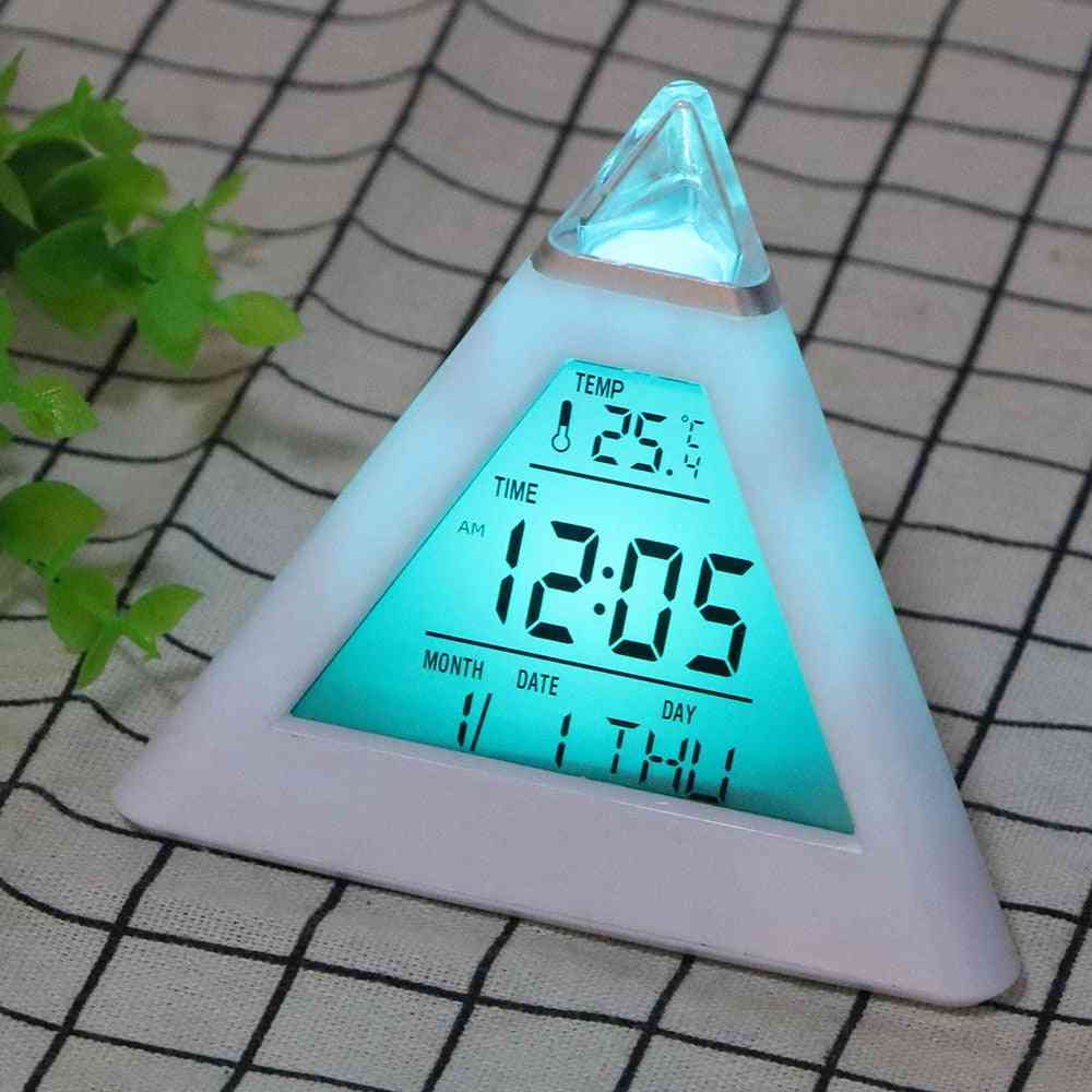 Digital Alarm Clock Thermometer