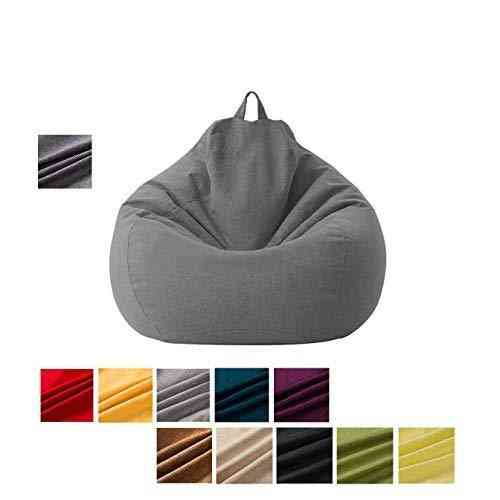 Pouf Puff Comfortable Lazy Sofas Cover