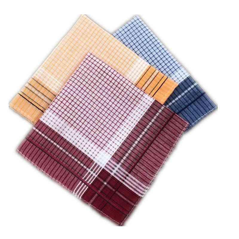 Home Textile Handkerchief Polyester Cotton (random Color)